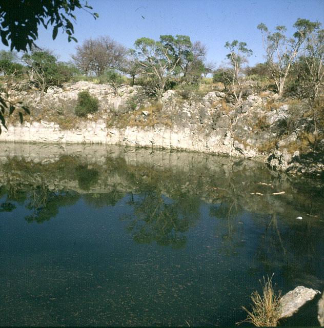 namibia-windhuk-wasserkrater 1987