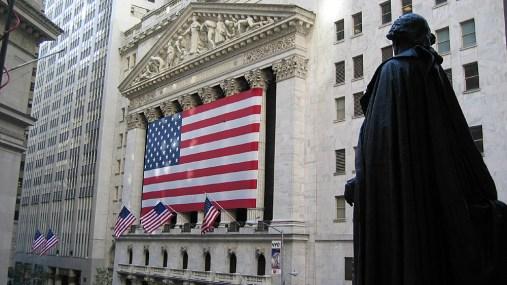 new-york-Börse nach Nineeleven 2003