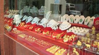 new-york-Gold und Edelsteine in Chinatown 2003