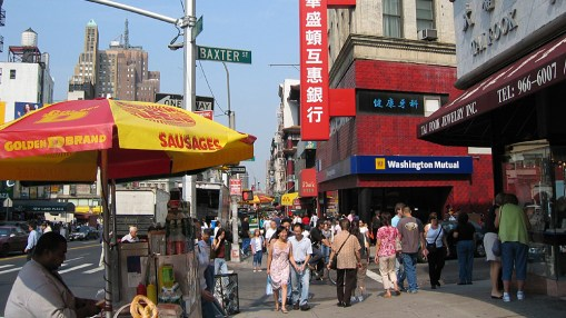 new-york-Hauptstrasse Chinatown 2003