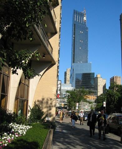 new-york-Südstrasse Centralpark 2003