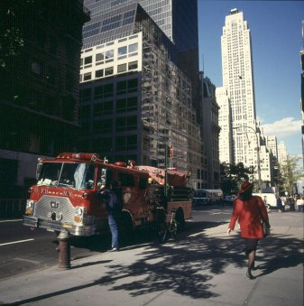 """new-york-""""Lady in red"""" 1994"""