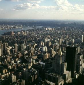 new-york-Blick vom Empire nach Südosten 1994