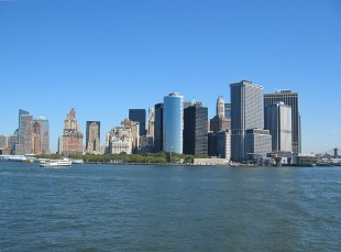 new-york-Batterypark 2003