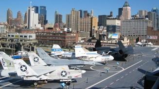 new-york-Flugzeugträger-Museum Intrepid 2003