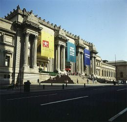 new-york-Vatikanausstellung im Metropolitain 1988