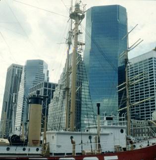 new-york-Pier 17 Seefahrtsnostalgie 1988