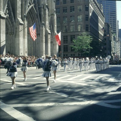 new-york-Polenparade 5th Av. 1988