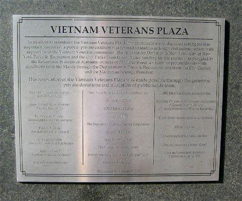 new-york-Vietnam Memorial 2003