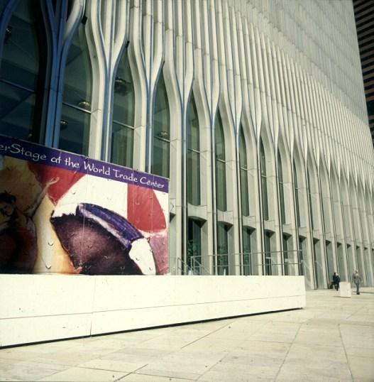 new-york-WTC Fassade Südturm 1988
