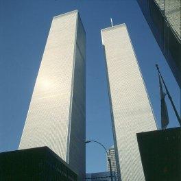 WTC-Türme vor Nineeleven 1983