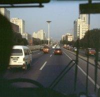 Peking Ausfallstrasse 2000