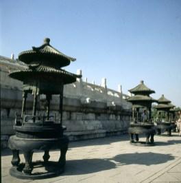 Peking-Himmelspalasdt Öfen 2000