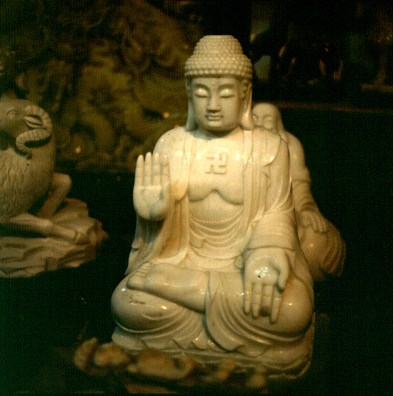 Peking-Buddha 2000