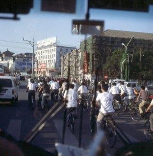 Peking-Rushhour 2000