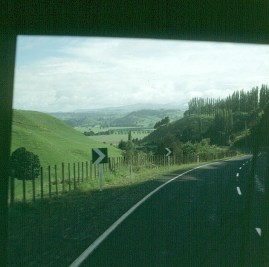 neuseeland-rotorua-fahrt 2001