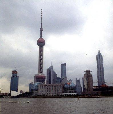 Shanghai-Pudong 2000