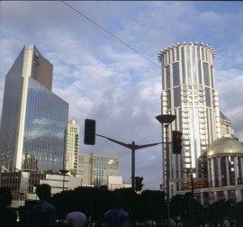 Shanghai-Zentrum-2000