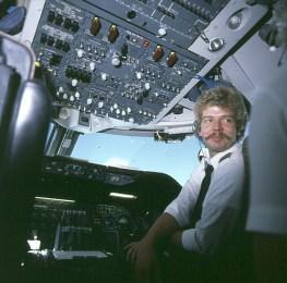 suedafrika-Boeing 747 Flug 1980