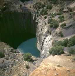 Südafrika-Kimberley Big Hole 1987