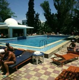 Tunesien-Hammamet-Fourati 1980