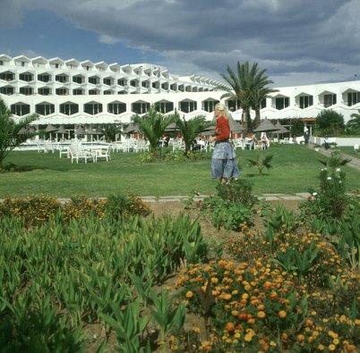 Tunesien-Hammamet-Phoenicia 1993