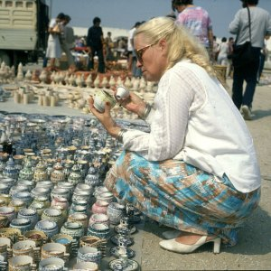 Tunesien-Monastir-Center 1980
