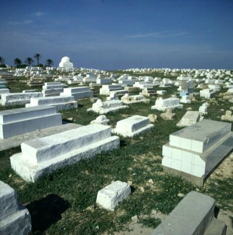 Tunesien-Monastir-Ribat 1980