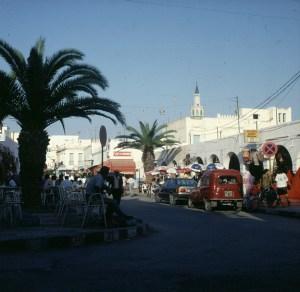 Tunesien Nabeul Markt 1979