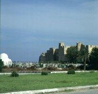 Tunesien-Monastir EL Cid Burg 1980