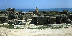 Tuniesien Kartagoruinen 1980