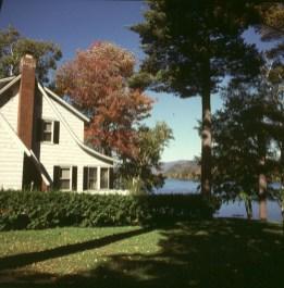 vermont-Luxusvilla am Lake Placid