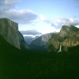 yosemite-park-Totale abends