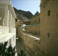 aegypten-sinai-klosterbasilika 1981