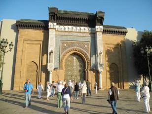 Traumschiff Casablanca Palast 2012