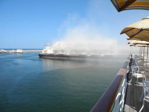 Traumschiff Casablanca am Notkai 2012