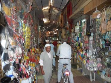 Traumschiff Casablanca Schuhe Souk 2012