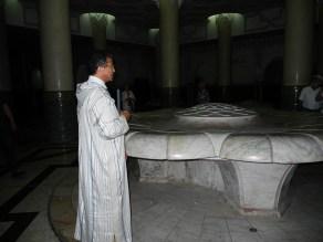 Traumschiff Casablanca Große Moschee 2012