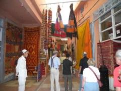Traumschiff Agadir Teppichsouk 2012