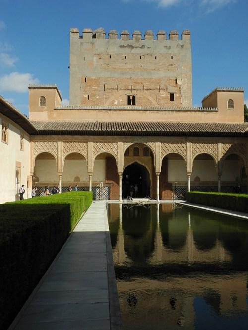 Alhambra-Hof der Gesandten