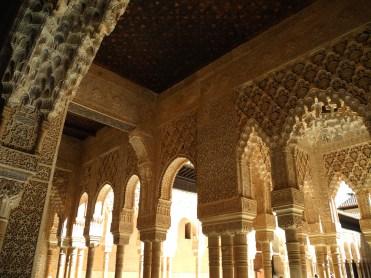 Alhambra-löwenhofumgang