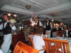 Traumschiff Abschiedsdinner 2012
