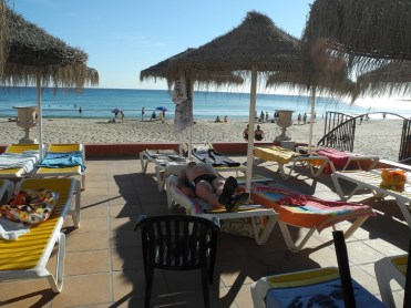 Traumschiff-cartagena-strandanlage 2012
