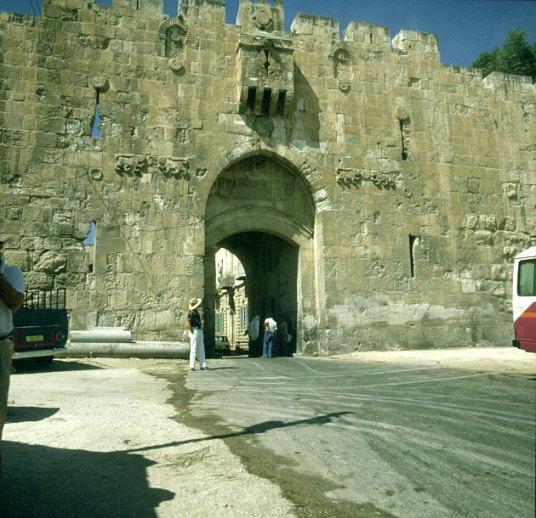 Jerusalem-Marientor