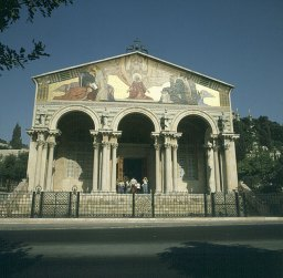 Jerusalem-Kirche der Nationen