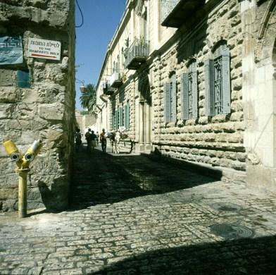 Jerusalem- Via Dolorosa