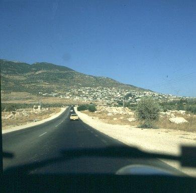 Haifa-Libanon-Grenzstrasse