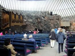 baltikum helsinki-felsenkirche