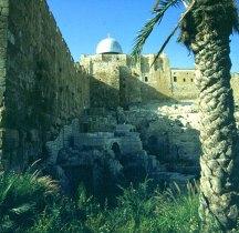 Jerusalem-Al-Aqsa-Grabungsstätte