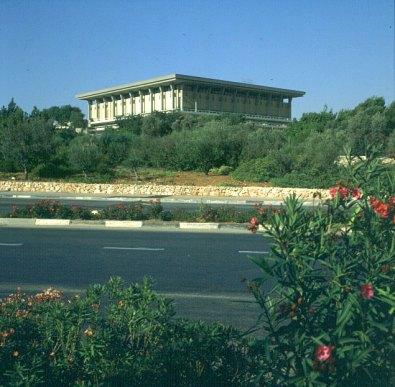Jerusalem-Knesset